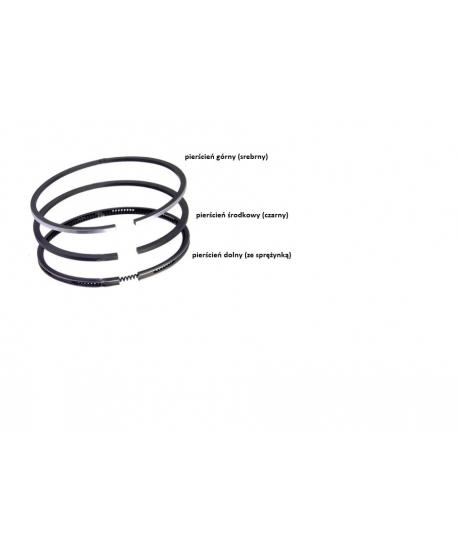 Agregat prądotwórczy jednofazowy: AN-8000 E1