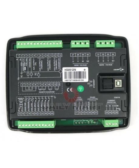 Agregat prądotwórczy jednofazowy: AN-8000 E3